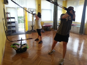 Családi edzés